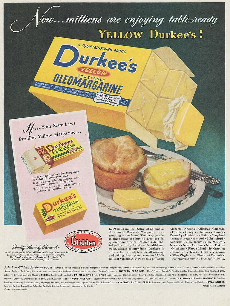 Durkee's 1949