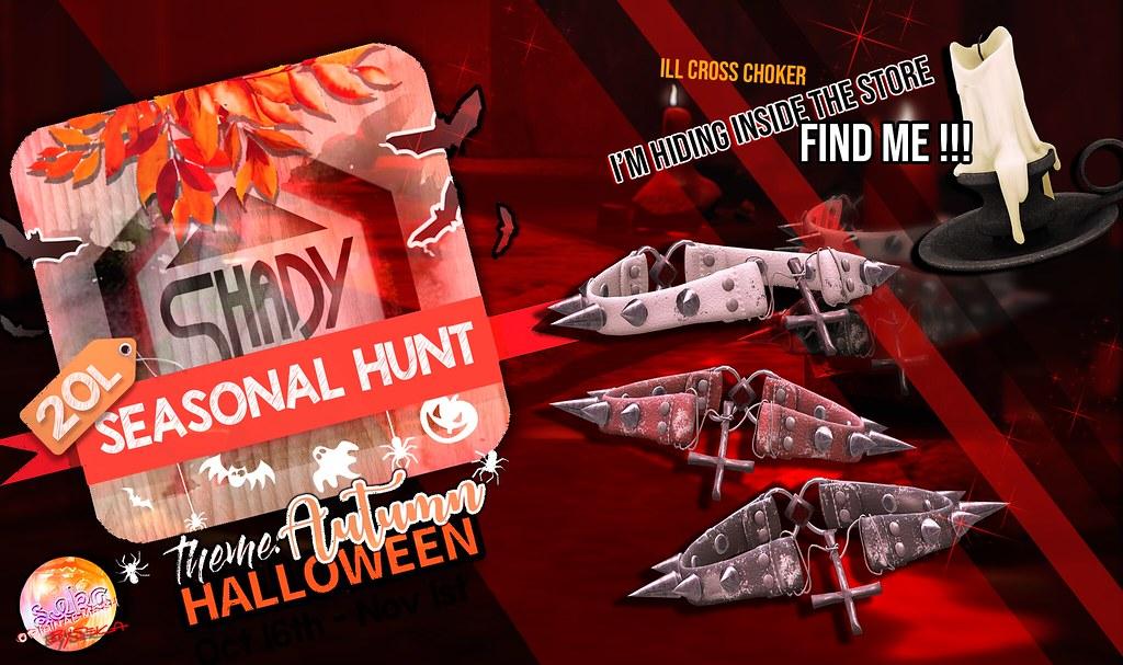 SEKA @ Shady Seasonal Hunt