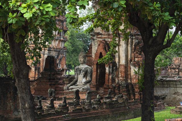 Buddha at Wat Nok 10A