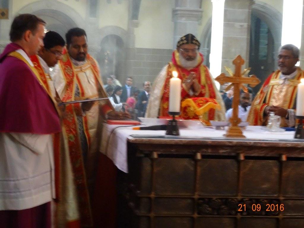 St.Thomas Syro-Malankarische Indische Gemeinde Köln / Bonn