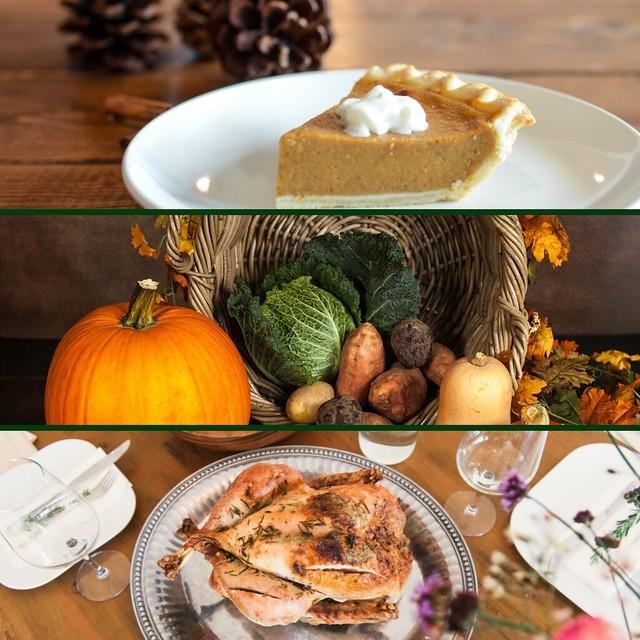thanksgiving aesthetic