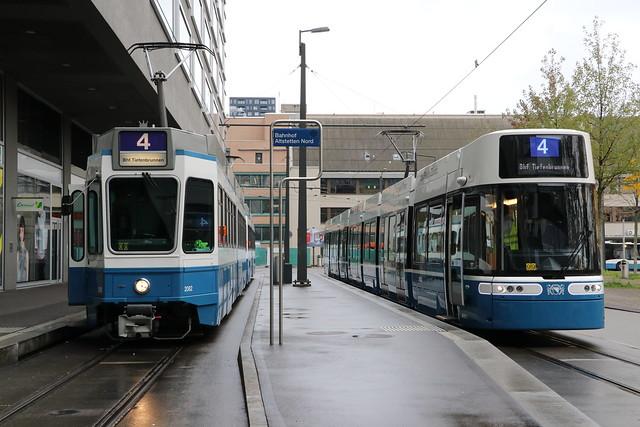 2020-10-16, Zürich, Bahnhof Altstetten Nord