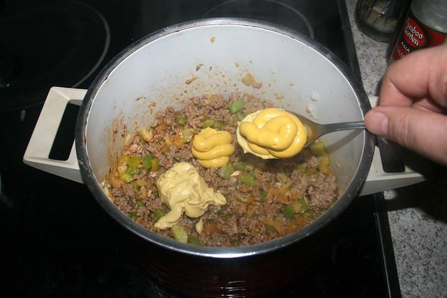 05 - Add mustard / Senf dazu gaben