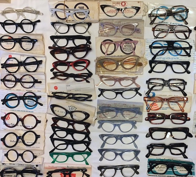 New Jersey Lot of Vintage Eyeglass Frames