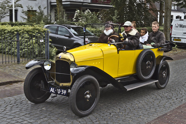 Citroën Type A 1920 (2024)