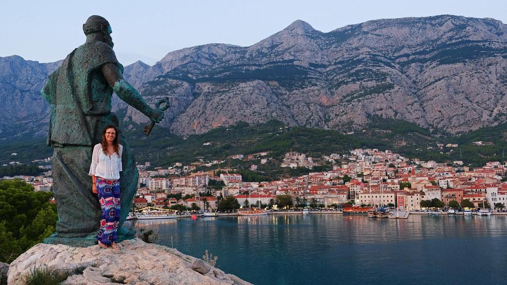 Sveti Petar Peninsula, Makarska Riviera, Croatia