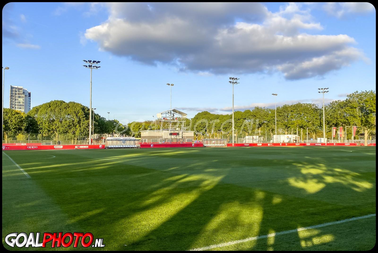 Jong FC Utrecht - NEC 16-10-2020