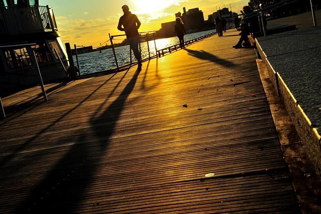 Boardwalk Jog, Toronto Harbour Front