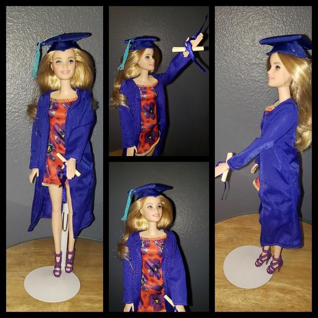 Graduation Day Barbie