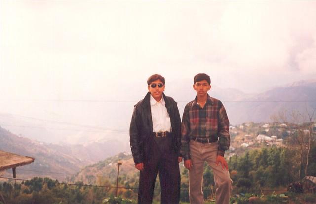 Me & Mohsin (Murree)