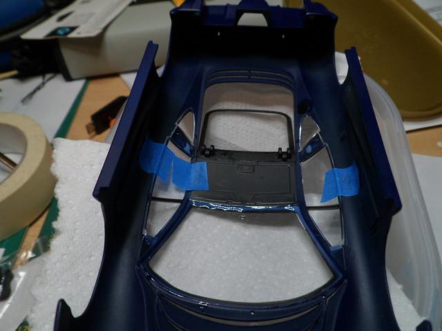 Pas-à-pas : Jaguar XJ 220 [Revell 1/24] *** Terminé en pg 5 - Page 3 50495654796_f2e84f6c78_z