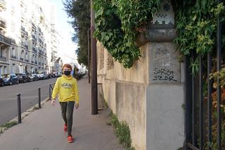 Rue Geoffroy-Saint-Hilaire - Paris (France)