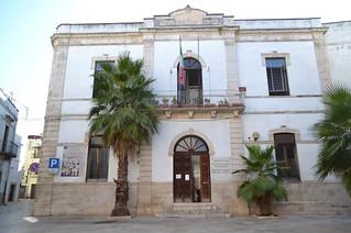 La sede della 'Casa delle Idee'