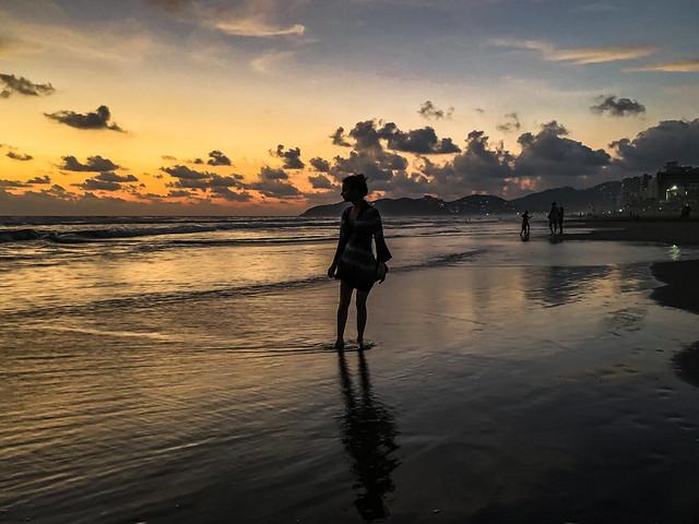 Acapulco Sunset I Phone