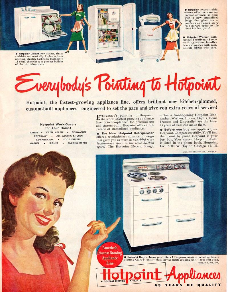 Hotpoint 1947