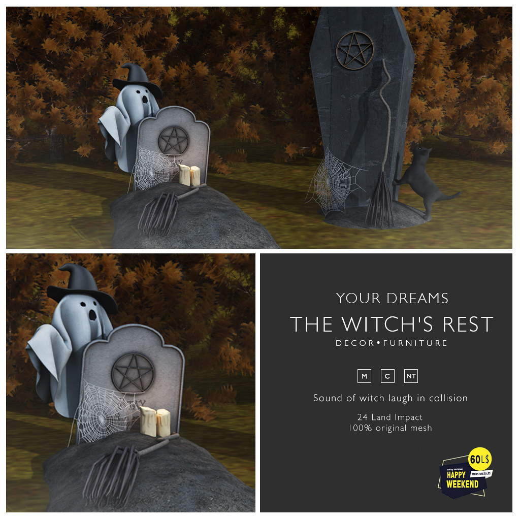 {YD} The Witch's Rest
