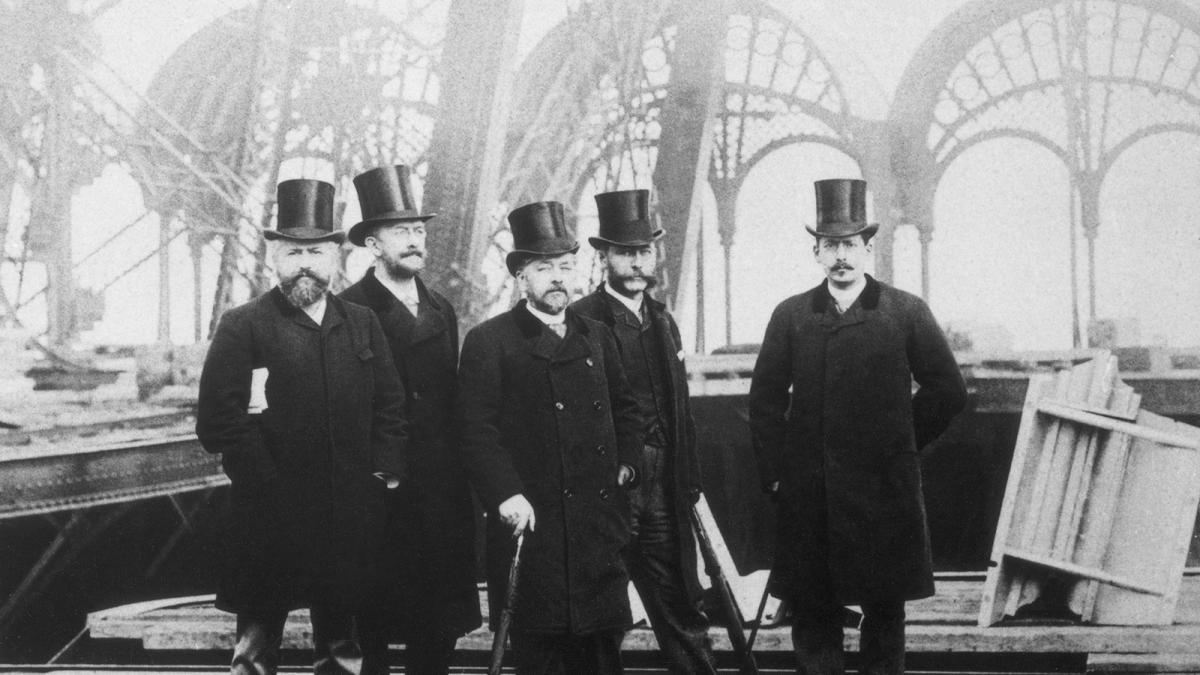 Gustave Eiffel Szegeden