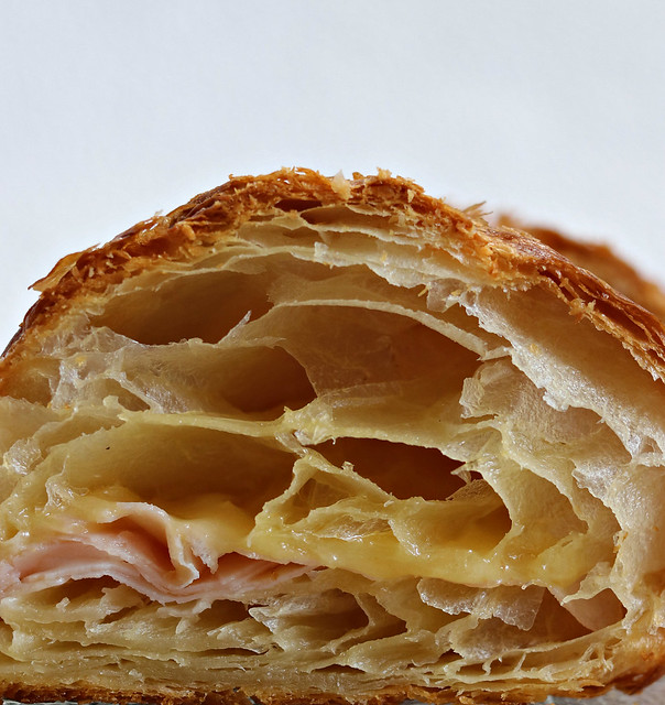 2020 Sydney: Ham & Cheese Croissant