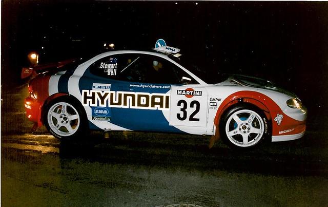 Hyundai Coupe' Kit Car 2000