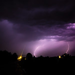 23. Juuni 2016 - 23:29 - Lightning, Rosendahl-Darfeld, Germany