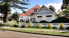 Tuncurry Shipbuilder Ernest Wright's Historic Home - Tokelau, Manning St, Tuncurry, NSW