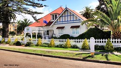 Tuncurry Shipbuilder Ernest Wright's Historic Home - Tokelau, Manning St, Tuncurry, NSW(1)