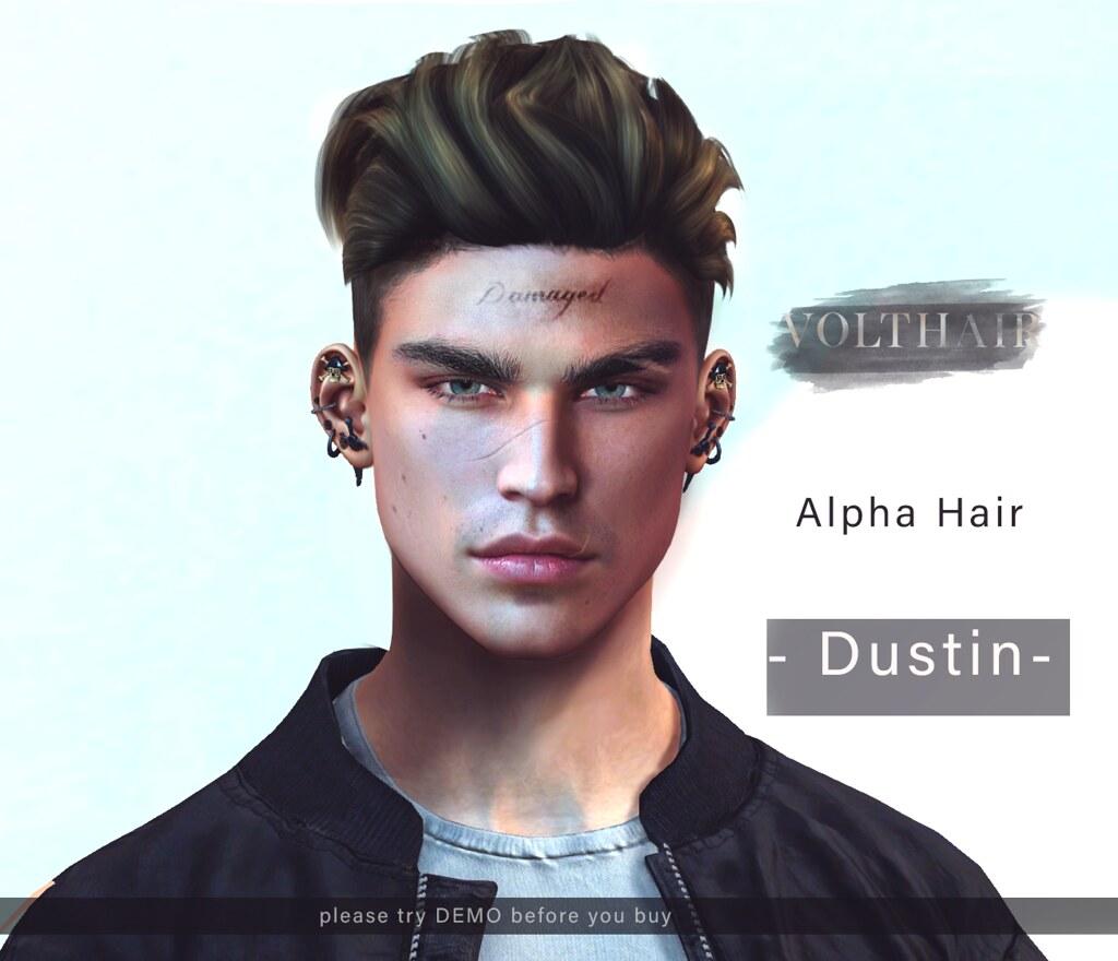 Dustin Hair @ man cave