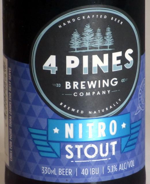 4 Pines Nitro Stout