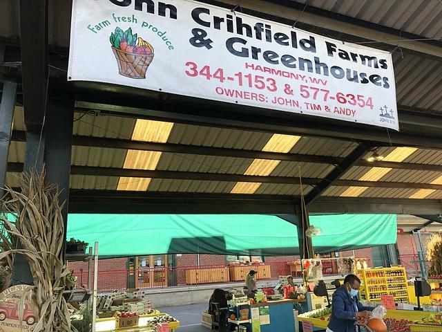 Capitol Market fall vendors