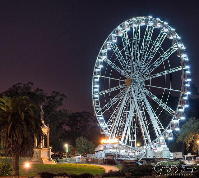 150 feet tall Observation Wheel