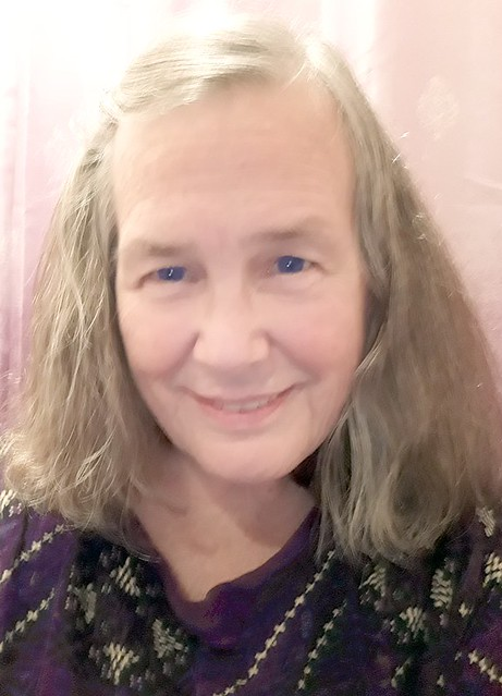ME, Real Close to 73 Years Old, Looking Enhanced ;o)