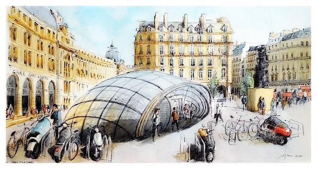 Paris Saint Lazare (gare SNCF) France et