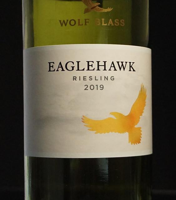 Wolf Blass Eaglehawk Riesling 2019
