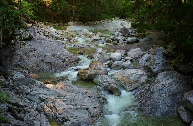 Jachenau - Mountain Creek