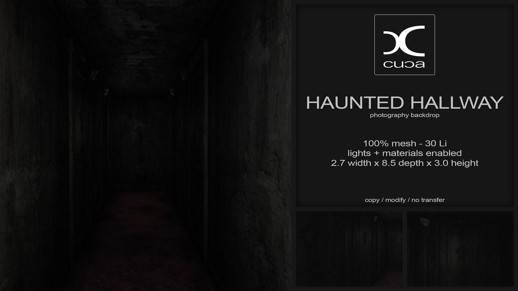 Haunted Hallway @ Mainstore!