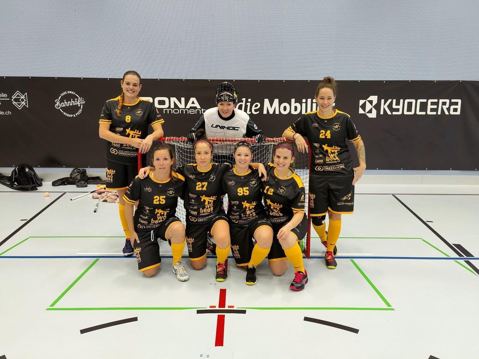 Prima squadra femminile UHES 2020/2021