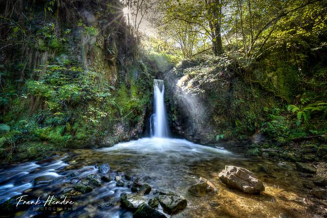 Cascada del Chorrón - Villamayor