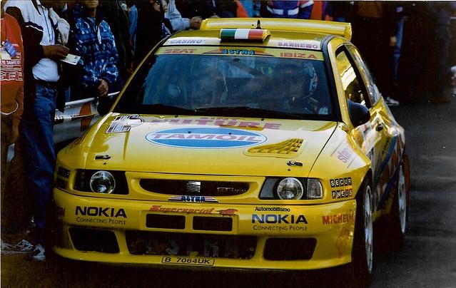 Seat Ibiza Kit Car 2000