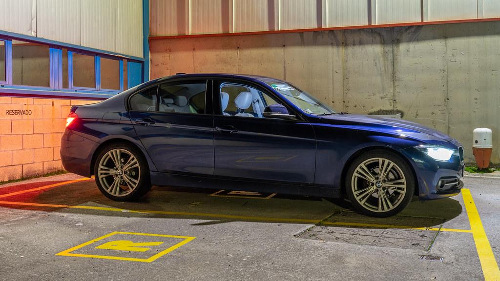 BMW F30 en Maquinas y vehículos50496915803_fe7b0cf4e1_b