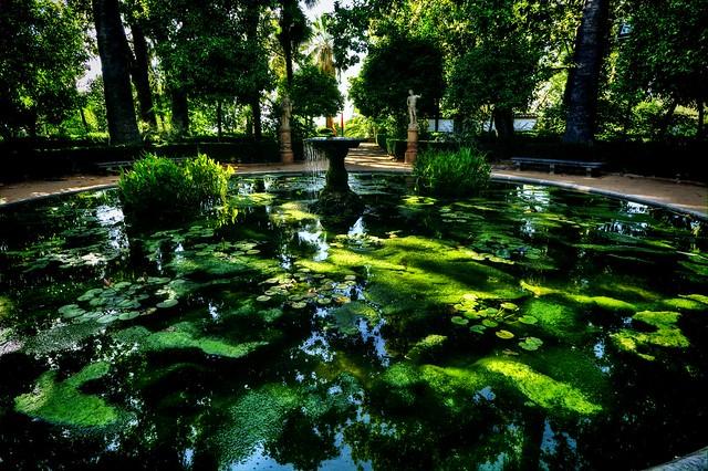 Granada - Carmen de los Martires