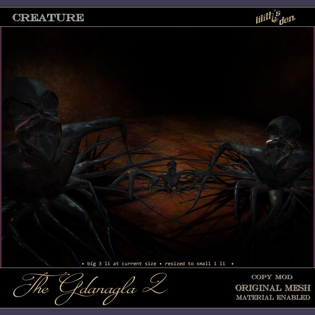 Lilith's Den – Gdanagla 2
