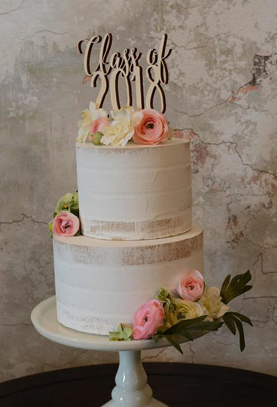 Cake by All Things Sweet