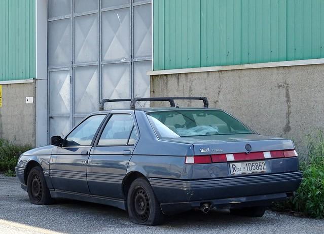 1991 Alfa Romeo 164 Twin Spark