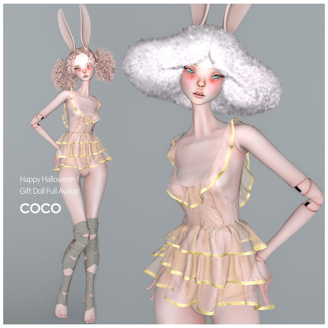 COCO Gift Doll Full Avatar