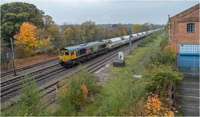 66703. Diverted freight.