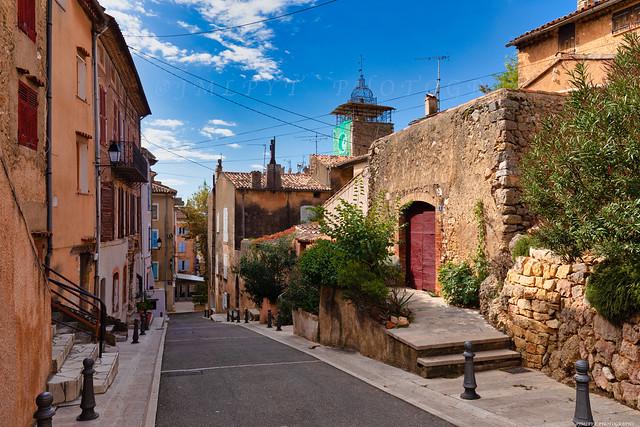 Aups village de caractère du Var en Provence -3D0A7174
