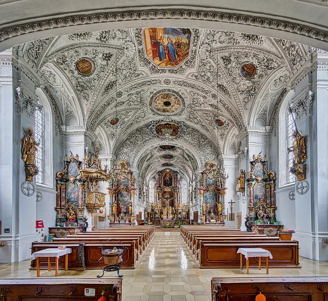 Kaufering, St. Johannes der Täufer