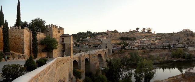 Amaneciendo en Toledo!!!