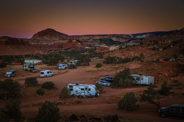 BLM Camping