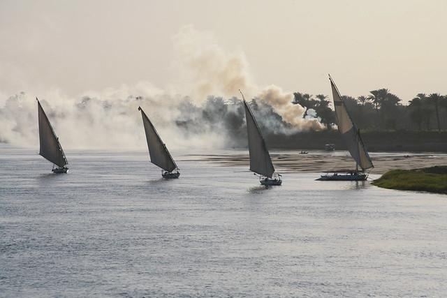 Feluka's on the Nile